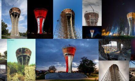 Danas svečano otvaranje vukovarskog Vodotornja: U izgradnji sudjelovali brojni pojedinci, udruge, tvrtke i općinski vijećnici iz Posušja