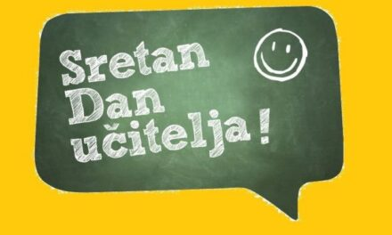 Svjetski je Dan učitelja