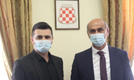 Sastanak Begića s direktorom JP Ceste Federacije BiH
