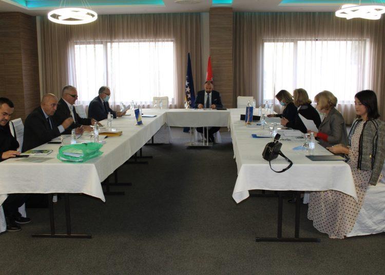 Međudržavno Potpovjerenstvo za sliv Jadranskog mora raspravljalo o vodnogospodarskim pitanjima