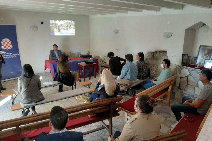 U Crnoj Gori održane radionice o ruralnom turizmu: Projekt u kojem sudjeluje i ŽZH