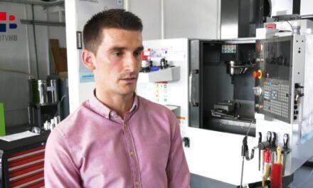 CNC operateri i programeri – velik interes polaznika i tvrtki u Posušju (VIDEO)