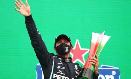Povjesni uspjeh: Hamilton oborio rekord Michaela Schumachera