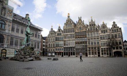 Belgija uvela policijski sat, barovi i restorani zatvoreni na mjesec dana