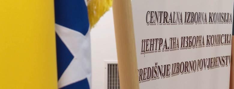SIP kaznio devet stranaka zbog preuranjene kampanje
