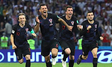 FIFA: Hrvatska pala na devetu poziciju