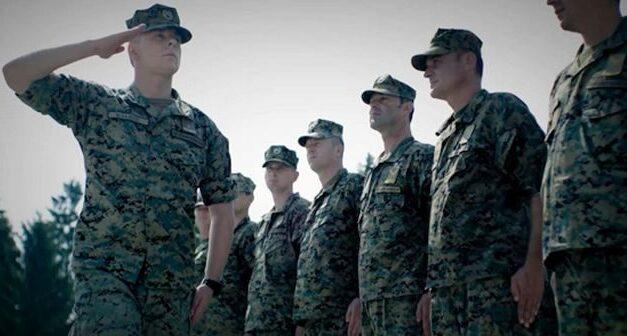 JAVNI NATJEČAJ za prijam kandidata u djelatnu vojnu službu u početnom činu časnika Oružanih snaga Bosne i Hercegovine