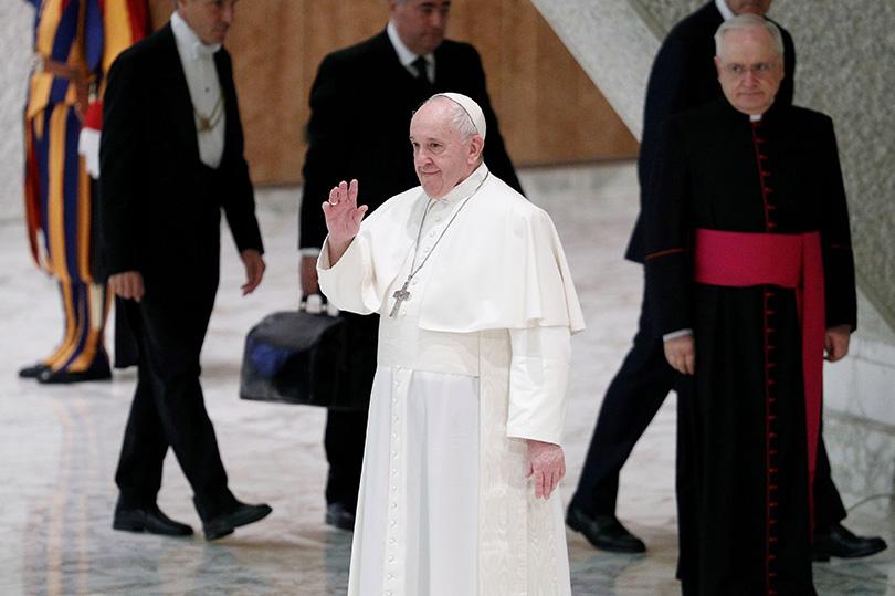 Papa Franjo imenovao nove kardinale, devetorica ulaze u konklavu