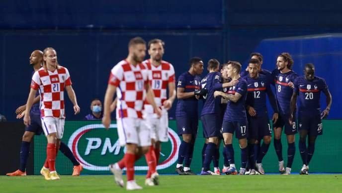 Francuska na Maksimiru svladala Hrvatsku s 2:1