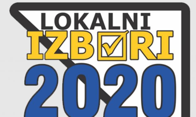 Lokalni izbori 2020: Obavijest OIP-a osobama koje će glasovati putem mobilnog tima