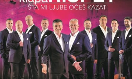U prodaji je novi album klape Rišpet 'Šta mi ljube oćeš kazat'!