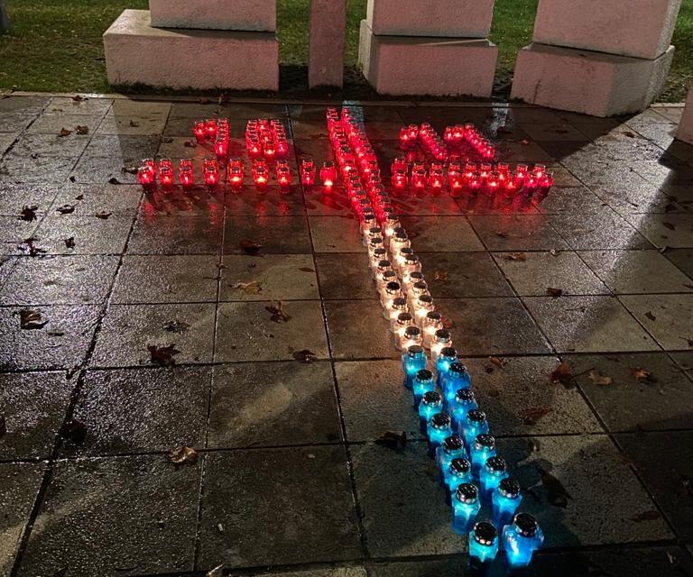 Posušani zapalili svijeće za Vukovar