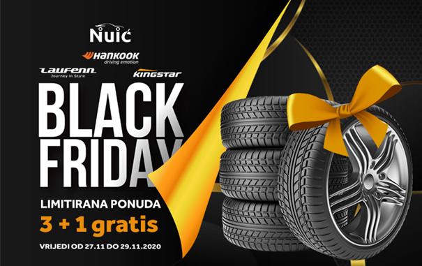 Nuić – black friday