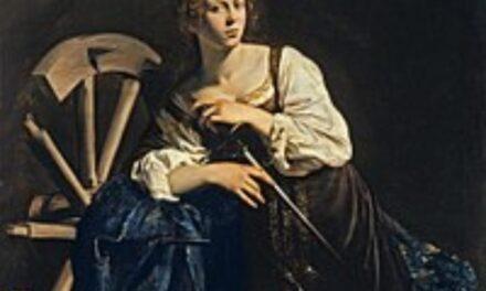 Sveta Katarina – 'Sveta Kata, snijeg na vrata'