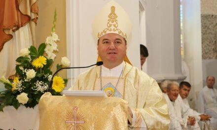 Biskup Palić: U crkve samo s maskama, mise bez zborova