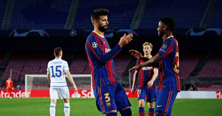 Barcelona slavila protiv Dinamo Kijeva, lagane pobjede Borussije i Chelseaja