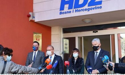 Vlada RH će biti na raspolaganju Hrvatima u BiH i gradu Mostaru