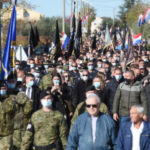 U vukovarskoj koloni sjećanja sudjelovalo oko 10.000 ljudi