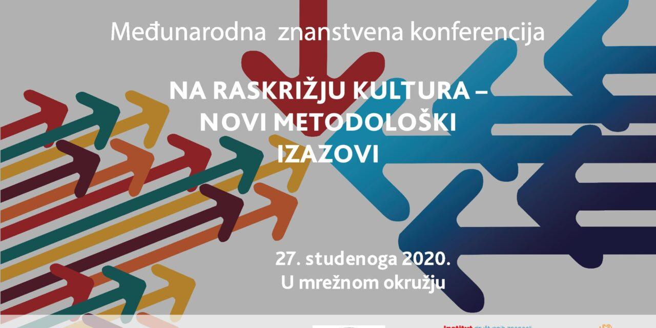 Najava online konferencije Identiteti – kulture – jezici na Filozofskome fakultetu