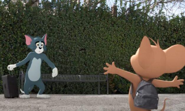 Stiže film o Tomu i Jerryju: Omiljeni mačak i miš postaju prijatelji
