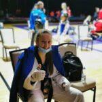 Posušanka debitirala na europskom prvenstvu u taekwondou