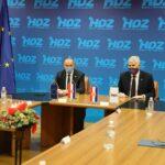 Čović i ministar Medved s braniteljskim Udrugama HVO-a