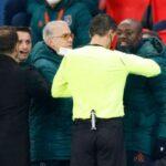 Utakmica Lige prvaka prekinuta nakon što je sudac rasistički uvrijedio trenera