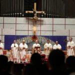 Biskup Palić predvodio svetu misu u mostarskoj katedrali