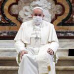 Papa: Nijedna pandemija ni kriza ne mogu ugasiti svjetlo Božića