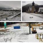 Nastavlja se nestabilno vrijeme s kišom i ponegdje snijegom