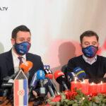 Zeljko i Kordić: Očekujemo da će HDZ BiH imati najveći broj mandata u GV Mostara