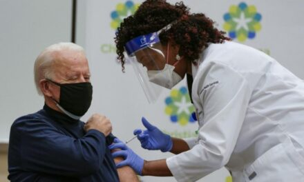 I Joe Biden primio cjepivo protiv korone