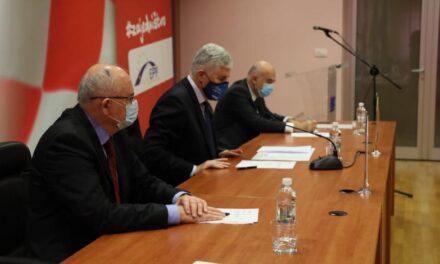 HNS: Osuđujemo napade na predsjednika Republike Hrvatske