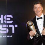 Lewandowski je najbolji igrač svijeta po izboru FIFA-e