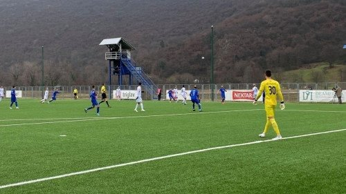 """Miličević """"POCRVENIO"""" u porazu Željezničara od Krupe"""
