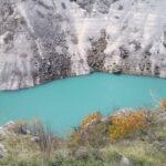 Sjajni prizori s Modrog jezera u Imotskom: Ovakva boja viđa se nekoliko puta u jednom stoljeću