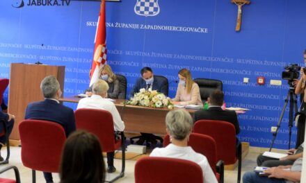 Skupština ŽZH usvojila Prijedlog Proračuna ŽZH za 2021. godinu