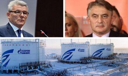 RUSI SREZALI ISPORUKU PLINA: Zahvalimo dvojici bošnjačkih cirkusanata u Predsjedništvu