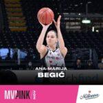 Ana-Marija Begić MVPINK studenoga u Italiji