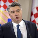 Milanović: Zar sam ja nacionalist i šovinist ako kažem da su bh. Hrvati nezadovoljni s ovakvom BiH?