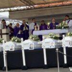Nezapamćena tuga u Rakitnu: Tisuće ljudi ispratilo šest mladih na vječni počinak