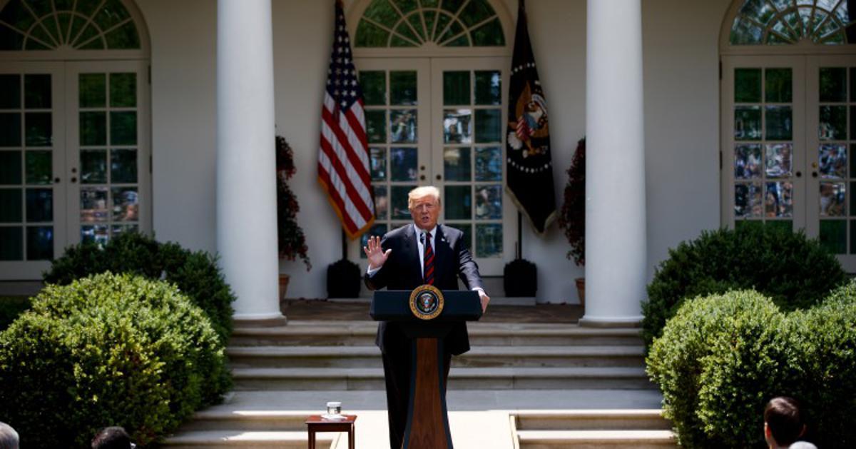"""Trump: Pokretanje procesa opoziva izaziva """"ogroman bijes"""" u narodu"""