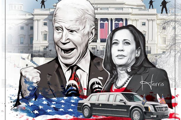 Najtužnija inauguracija u povijesti Amerike: Biden bez publike i s 25.000 vojnika