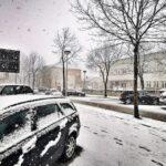 U Posušju snijeg!