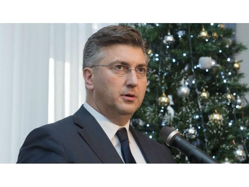 Premijer Plenković: Izražavam najiskreniju sućut obiteljima stradalih kod Posušja