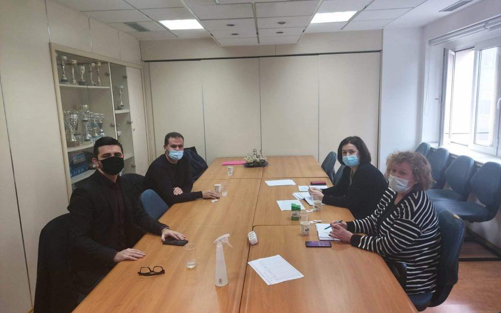 Sa sastanka u Splitu: Osigurano pola milijuna kuna za proces izrade glavnog projekta pročistača pitke vode na Senjakovini