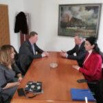 Ćosić i Vukadin razgovarali o jačanju kapaciteta međužupanijskog Zavoda za odgoj i obrazovanje