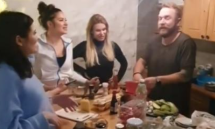 Jedan od najboljih kuhara i omiljeni televizijski lik uživa na Blidinju