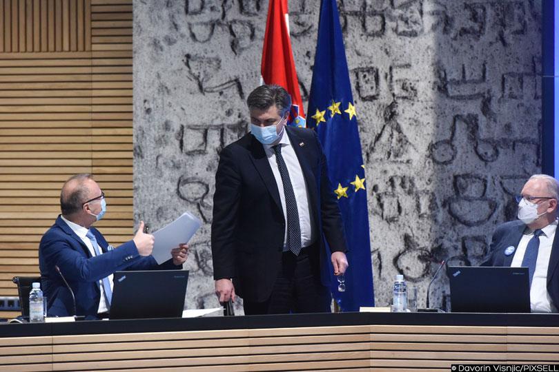 Hrvatska od 15. veljače postupno popušta mjere