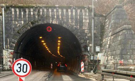 FOTO: Rekonstrukcija tunela Crnaja, radovi se izvode 24 sata u kontinuitetu